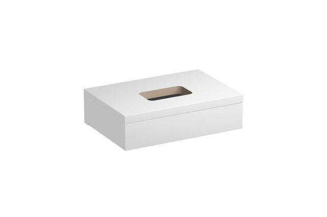 Spintelė po praustuvu Ravak SD Formy, 800, balta, su vienu stalčiumi
