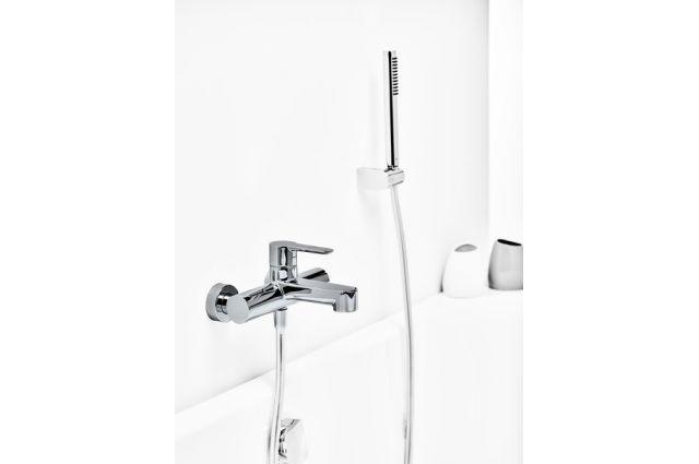 Sieninis vonios maišytuvas Ravak Puri, PU 022.00/150