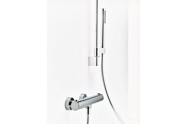 Termostatinis dušo maišytuvas Ravak Puri, PU 033.00/150