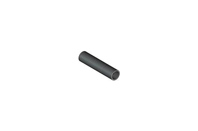 Juodas šarvas UPONOR, d 54/48 (kaina už 1 m)