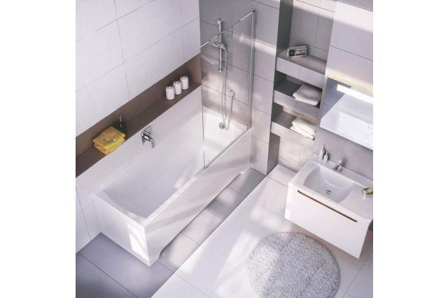Stačiakampė vonia Ravak Classic, 120x70