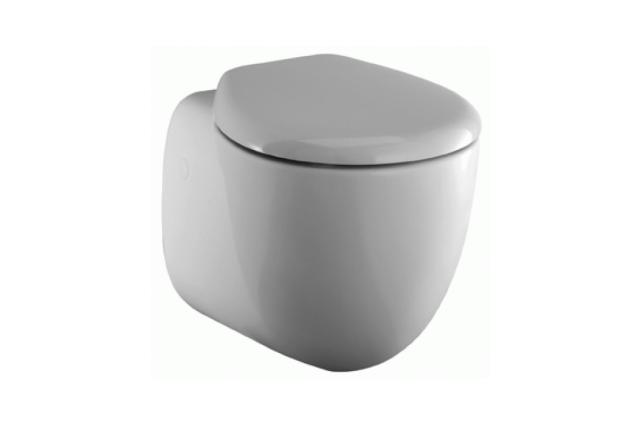 WC IDEAL STANDARD Small pakabinamas su soft close dangčiu