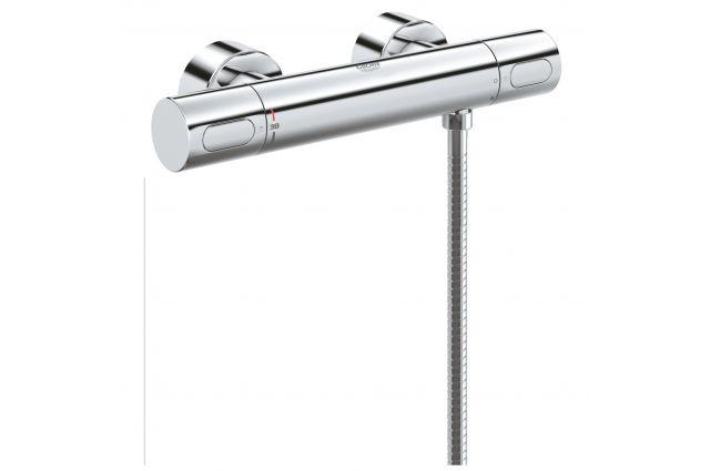 Termostatinis dušo maišytuvas Grohe, Grohtherm 3000