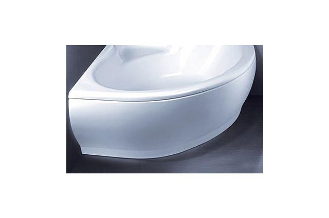 Apdaila voniai Vispool Famosa, raudona RAL 3003 su blizgučiais