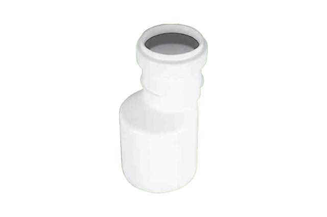 Vidaus kanalizacijos perėjimas HTR, , baltas, d 32-40