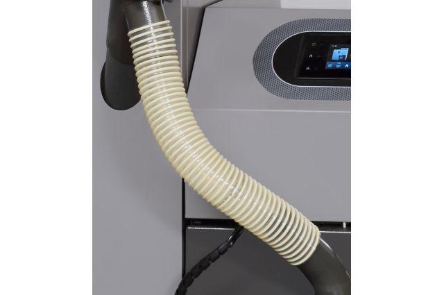 Granulių padavimo žarna Nibe-Biawar Pellux katilams, gofruota 65 mm, 100 cm