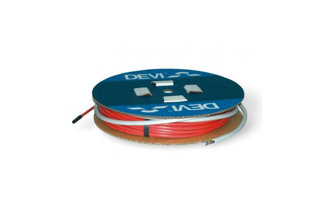 Elektrinio šildymo kabelis DEVI DTIP-18 , 82m 1485W