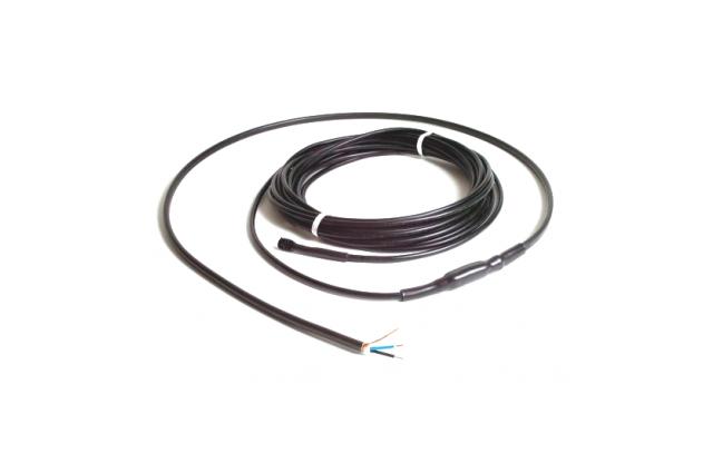 Elektrinio šildymo kabelis DEVI DTCE-30 , 63m 1860W