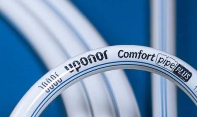 Grindinio šildymo  vamzdis Uponor Pipe Plus Comfort