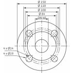 Cirkuliacinis siurblys Wilo, Stratos, 40/1-12