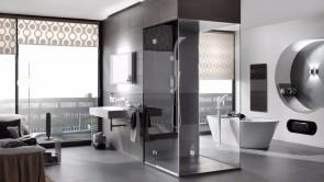 Jau aišku, kaip labai vonios kambarys ir miegamasis bus sujungti kartu ateityje.