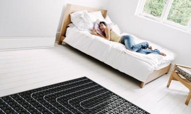 Uponor grindinio šildymo sistemos