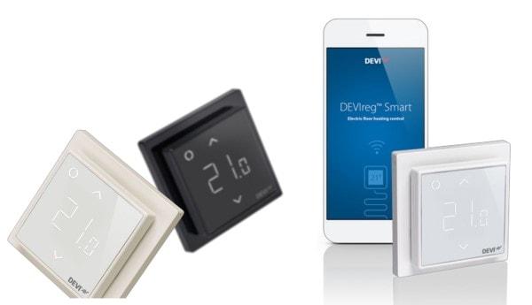 DEVIreg Smart termostatai Jaukuruose