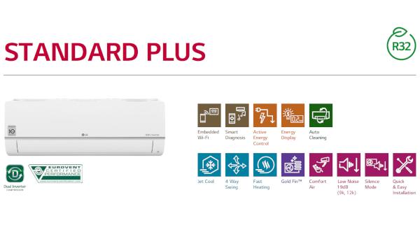Jaukurai LG Standard Plus