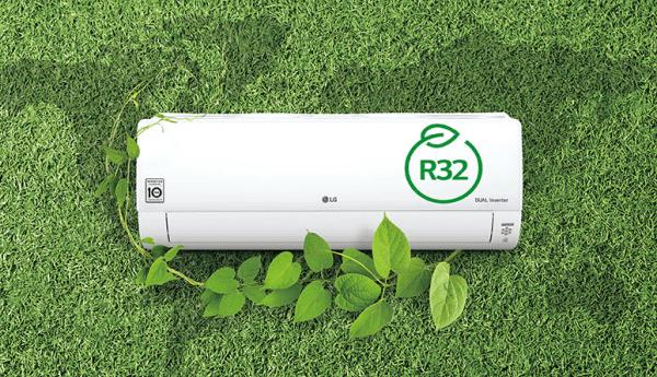 LG R32 Green Refrigerant