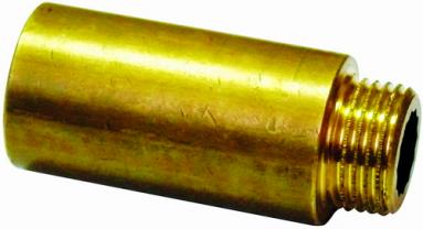 Bronzinis pailginimas VIEGA, d , 1/2'', 50 mm