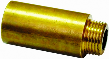 Bronzinis pailginimas VIEGA, d , 1/2'', 40 mm