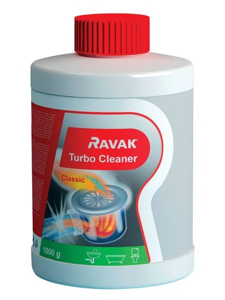 Jaukurai Ravak Turbo Cleaner