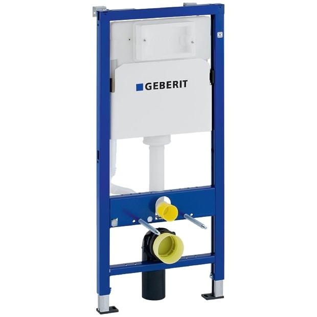 Jaukurai WC rėmas Geberit Duofix Basic Delta