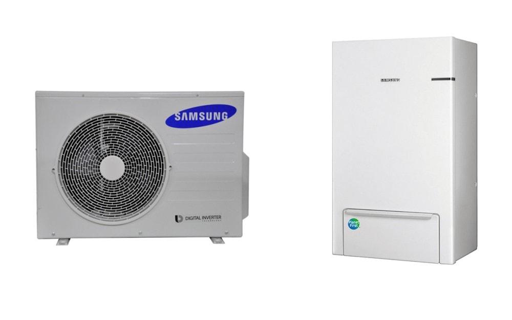 Jaukurai Samsung EHS Split