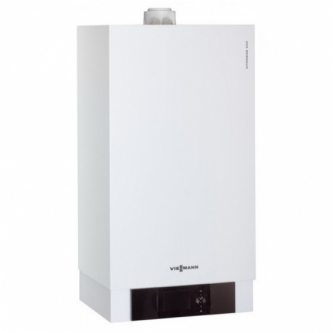 Dujinis kondensacinis katilas Viessmann Vitodens 200-W, 19 kW, vandens ruošimas atskirame šildytuve (E)