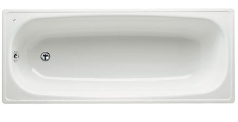 Plieninė vonia Roca Madalena, 170x70