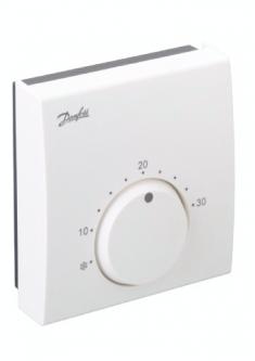 Patalpos termostatas Danfoss FH-WT, elektroninis, 230V
