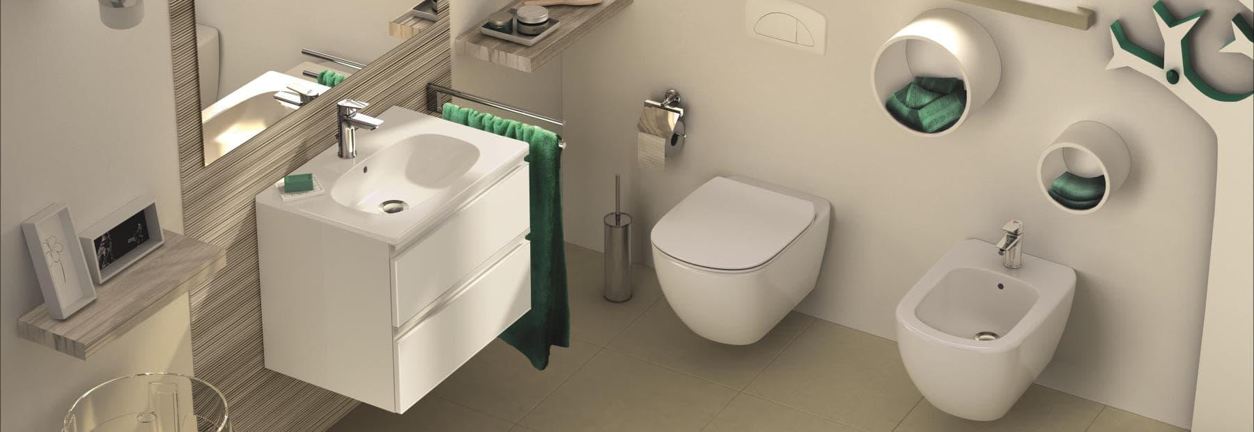 Jaukurai WC rėmo komplektas Viega Eco Plus su unitazu