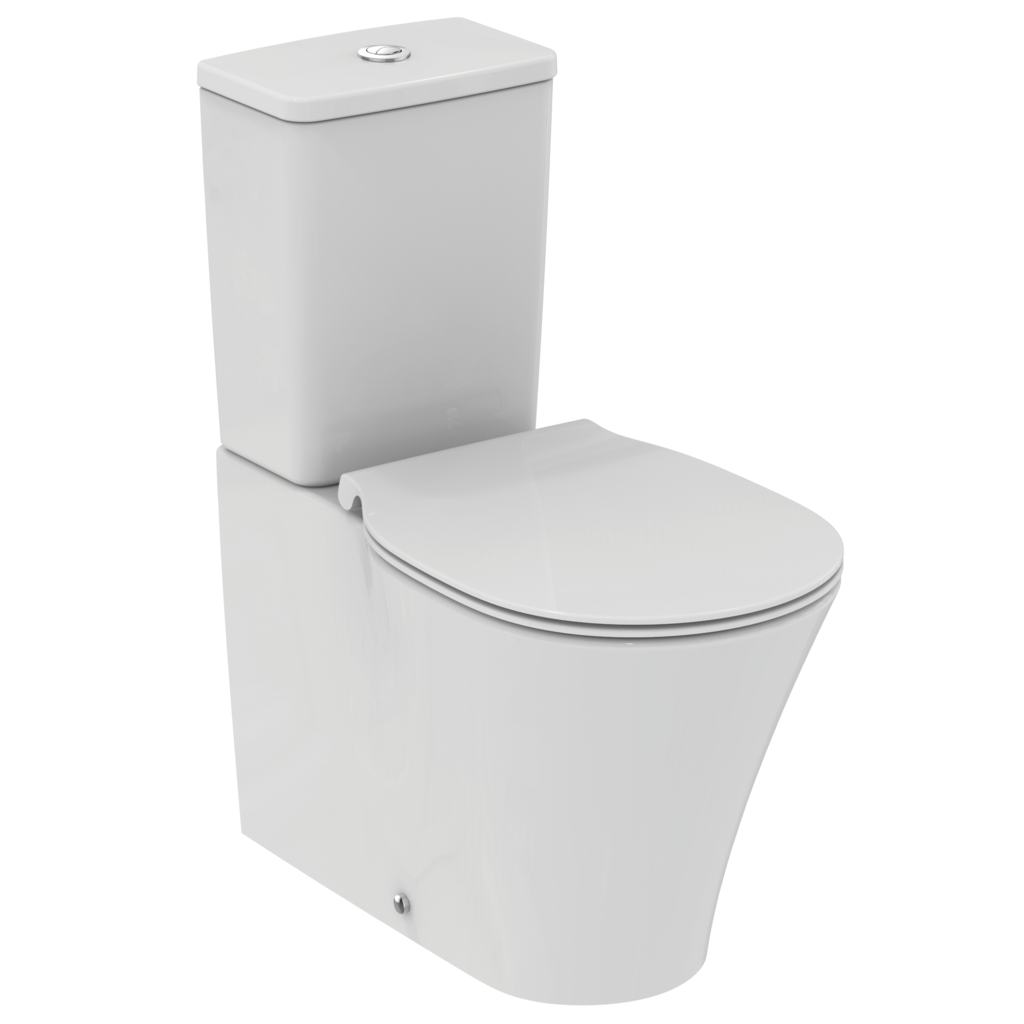 Jaukurai WC Ideal StandardConnect Air Aquablade