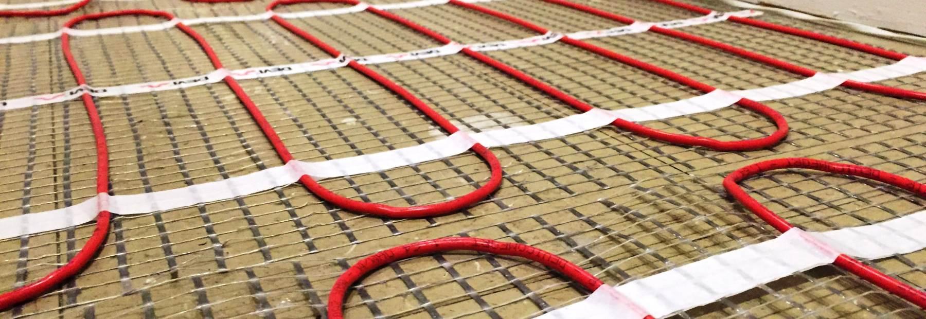DEVI elektriniai šildymo kilimėliai Jaukuruose