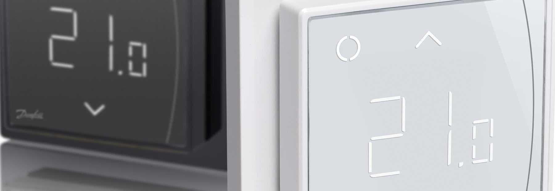Danfoss ECtemp termostatai Jaukuruose
