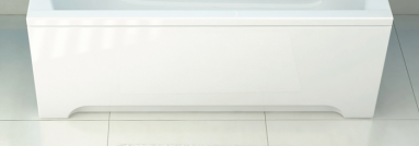 Universali apdaila Ravak vonioms, 170 priekinė