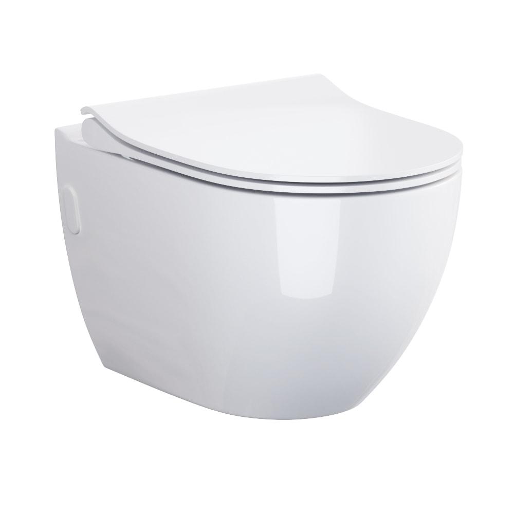 Jaukurai WC Opoczno Urban Harmony Clean-On + dangtis Slim soft-close