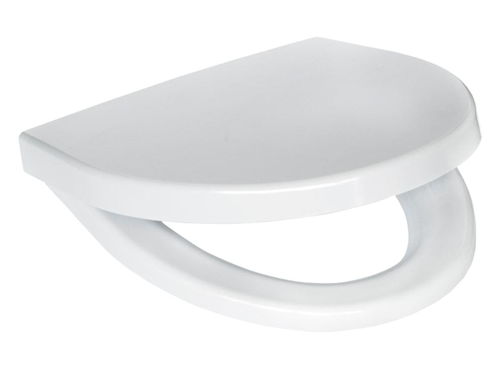 WC dangtis Cersanit, Parva, antibakterinis