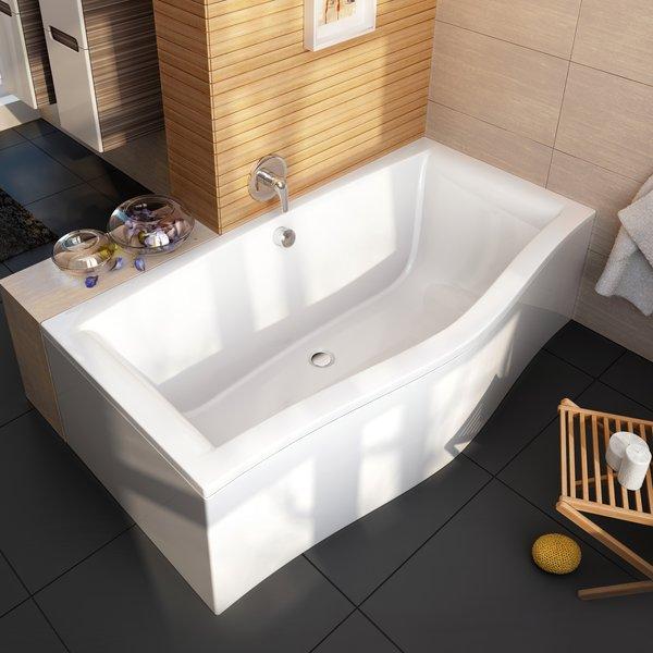 Akrilinė vonia Ravak Magnolia, 170x75