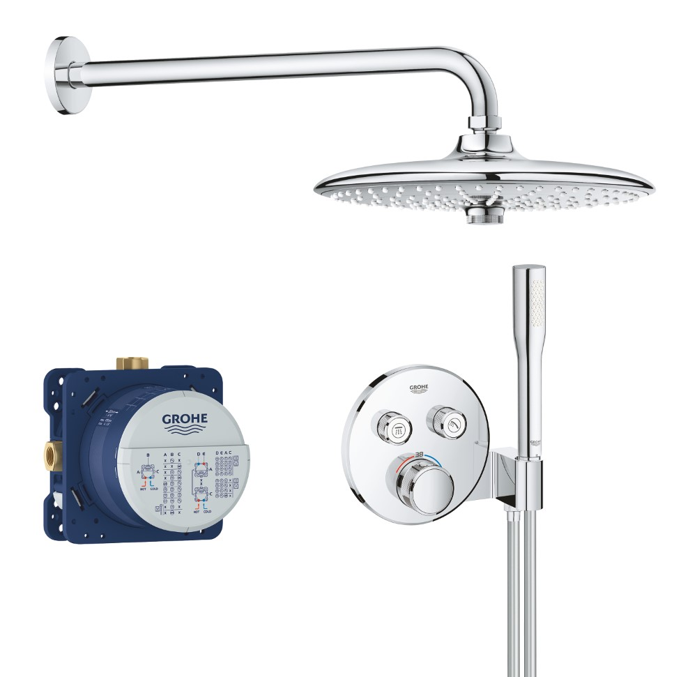 Jaukurai Grohe Smart Control Perfect