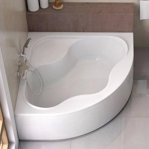 Akrilinė kampinė vonia Ravak Gentiana, 150x150