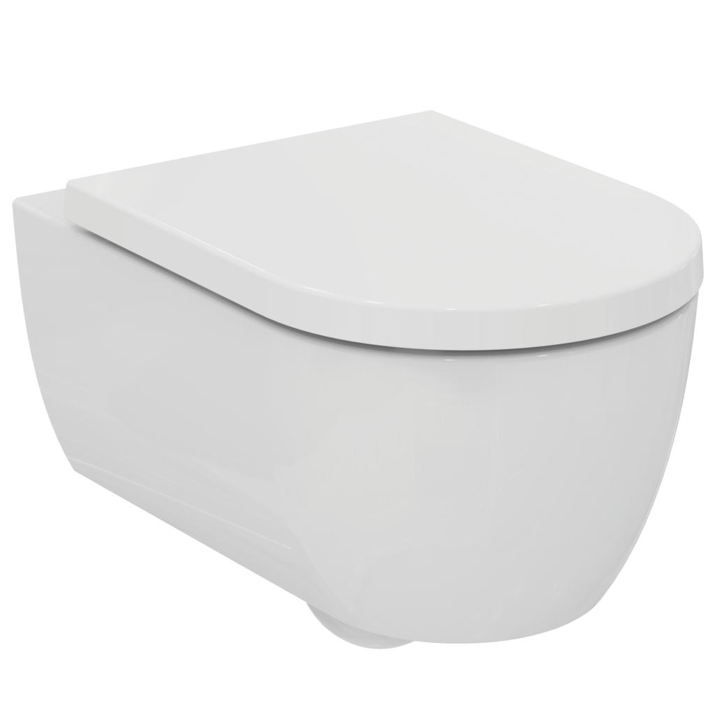 WC Ideal Standard Atelier Pakabinamas, Blend Curve