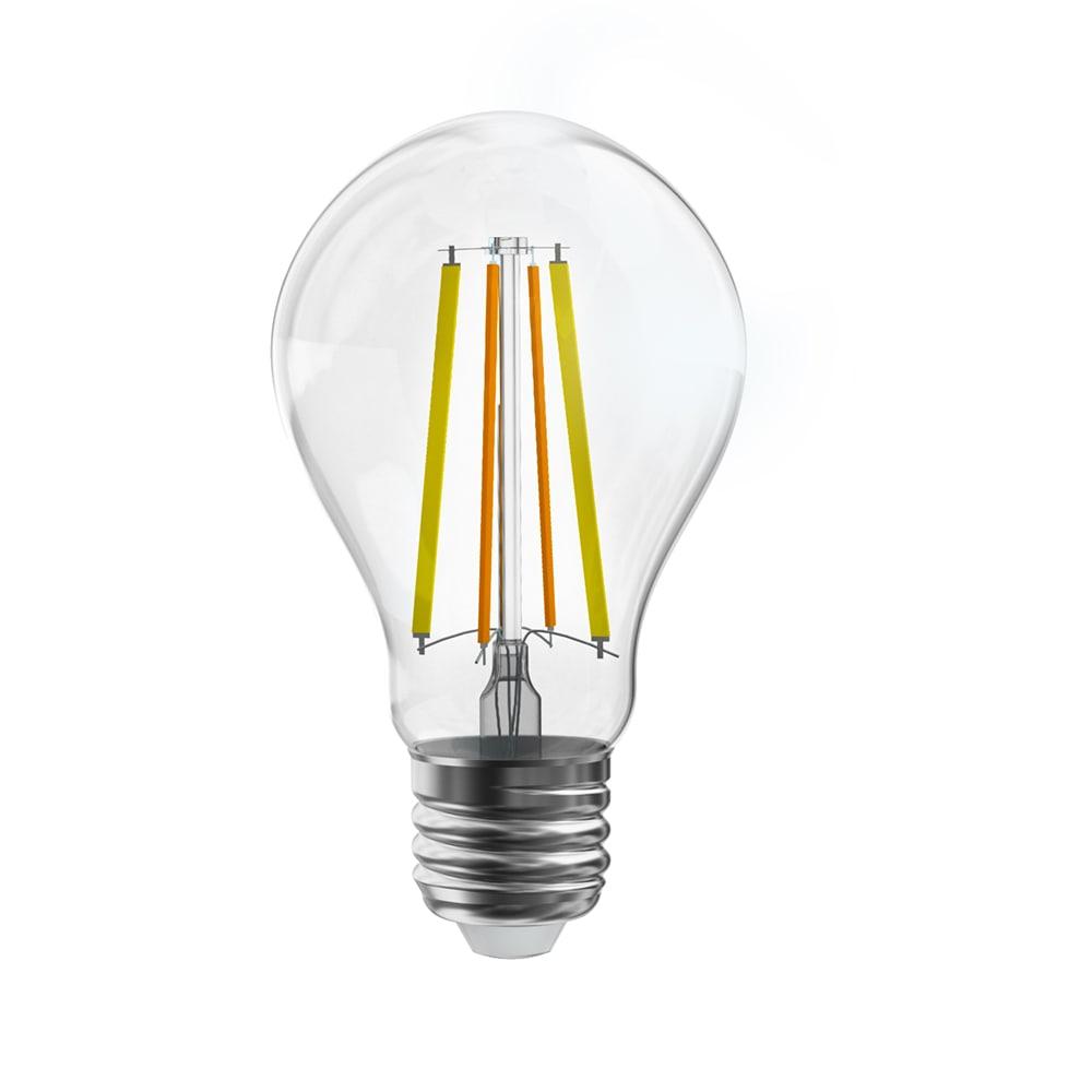 Išmanioji Wi-Fi LED filamentinė lemputė Sonoff, B02-F-A60 skaidri