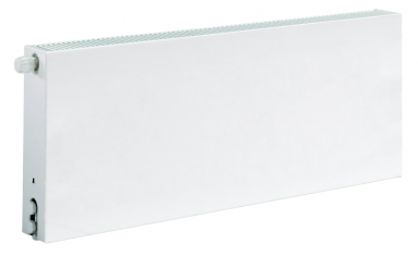 Radiatorius PURMO FC 22, 500-700, pajungimas šone