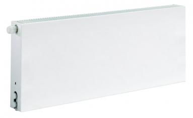 Radiatorius PURMO FC 22, 600-600, pajungimas šone