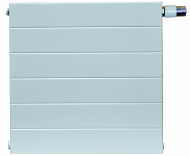 Radiatorius PURMO RCV 11, 600-1400, pajungimas apačioje