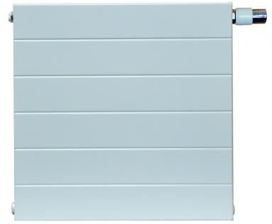 Radiatorius PURMO RCV 11 , 600-600, pajungimas apačioje