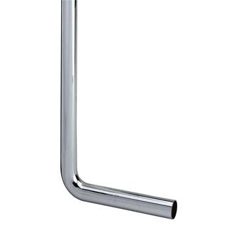 Sifono alkūnė VIEGA, žalvarinė d32 220x680mm