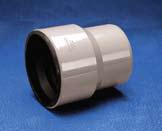 Vidaus kanalizacijos perėjimas WAVIN OPTIMA, špyžius/plastikas, d 110