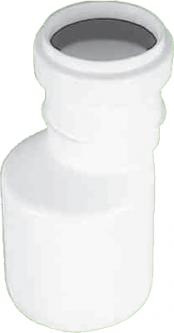 Vidaus kanalizacijos perėjimas HTR, , baltas, d 32-50