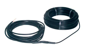 Elektrinio šildymo kabelis DEVI DT, IK-30/400V 215m 6470W