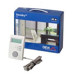 Termostatas DEVI Devidry Pro Kit, 100 virštinkinis