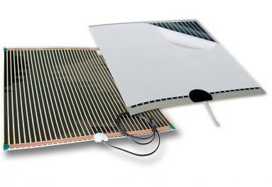 Folija veidrodžių šildymui COMFORT HEAT CAHF-25 274×574 25W