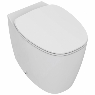 WC puodas IDEAL STANDARD Dea pristatomas su soft-close dangčiu